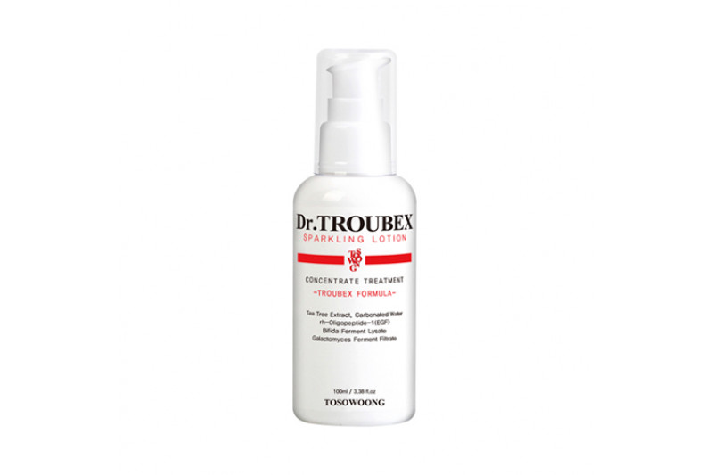 W-[TOSOWOONG] Dr.Troubex Sparkling Lotion - 100ml x 10ea