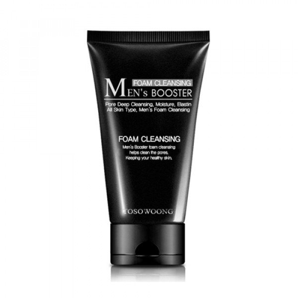 [TOSOWOONG] Mens Booster Foam Cleansing - 100ml