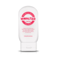 [TOSOWOONG] Monster Cream The White - 100g