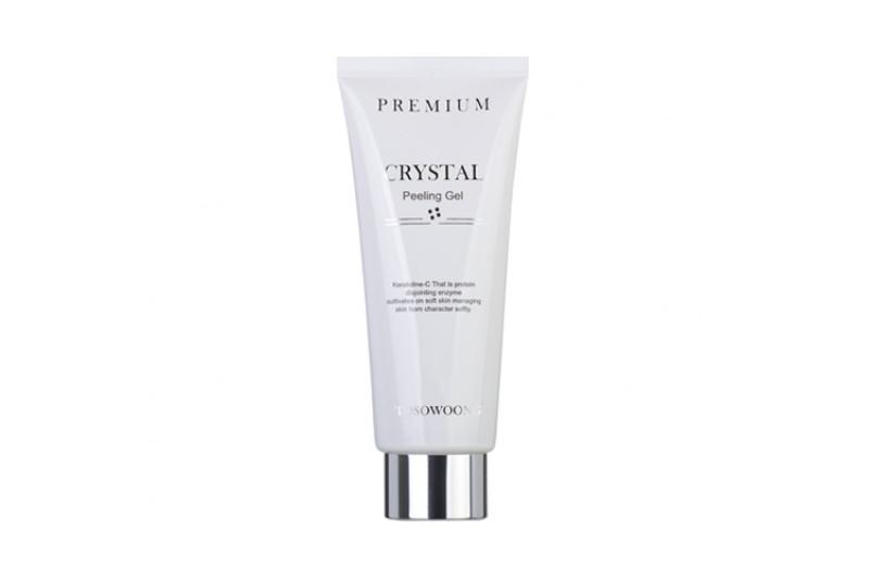 W-[TOSOWOONG] Premium Crystal Peeling Gel - 150ml x 10ea