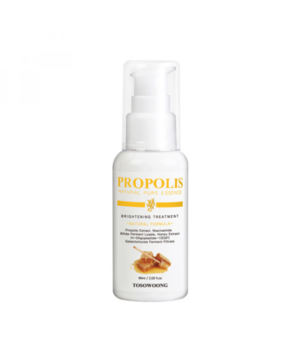 [TOSOWOONG] Propolis Natural Pure Essence - 60ml