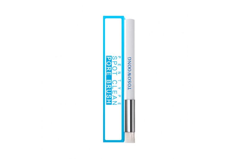 W-[TOSOWOONG] Spot Clean Pore Brush - 1ea (Pen Type) x 10ea