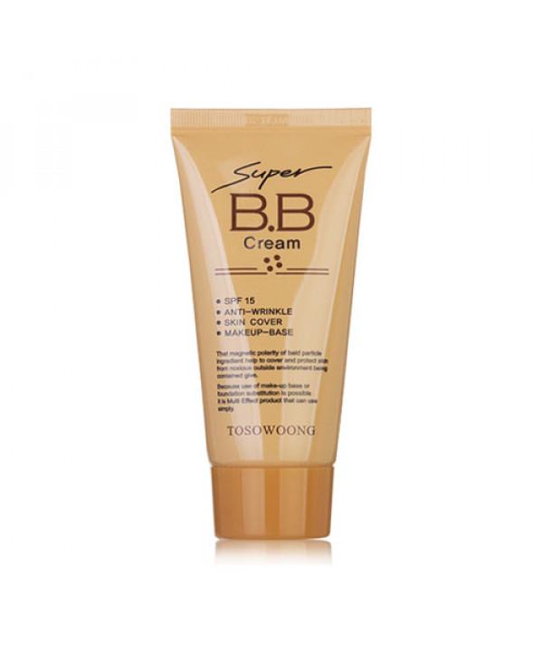 [TOSOWOONG] Super BB Cream - 50ml (SPF15)
