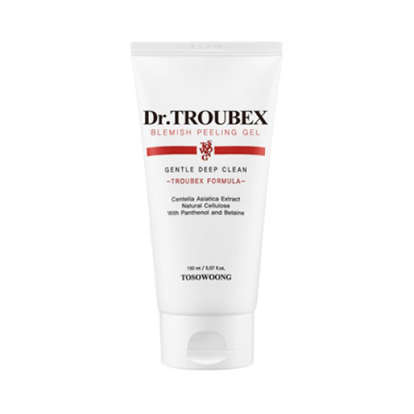 [TOSOWOONG] Dr.Troubex Blemish Peeling Gel - 150ml
