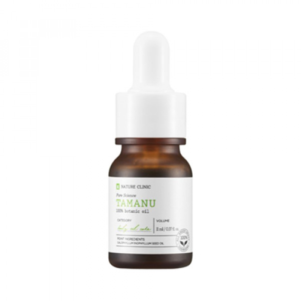 [TOSOWOONG] Pure Science Tamanu Oil - 11ml
