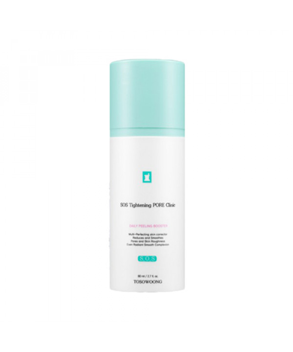 [TOSOWOONG_LIMITED] Pore Clinic Daily Peeling Booster - 80ml (EXP 2021.06.04)