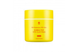 [TOSOWOONG] SOS Brightening Vita Clinic Bubble Pop Vita Clay Pack - 50g
