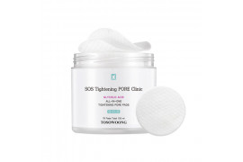 [TOSOWOONG] SOS Tightening Pore Clinic All In One Pore Pads - 1pack (70pcs)