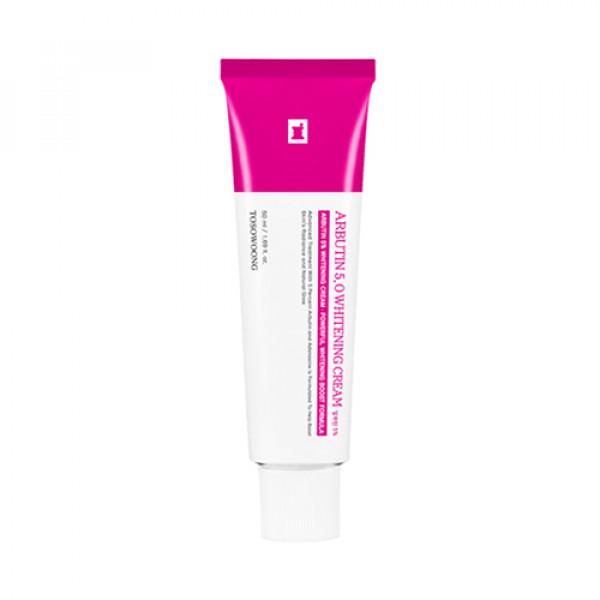 [TOSOWOONG] Arbutin 5.0 Whitening Cream - 50ml