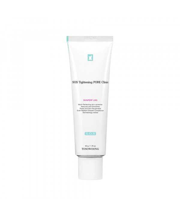 [TOSOWOONG_LIMITED] SOS Tightening Pore Clinic Skinperf LWG - 50g(EXP 2021.05.02)