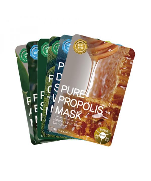 [TOSOWOONG] Pure Mask - 10pcs