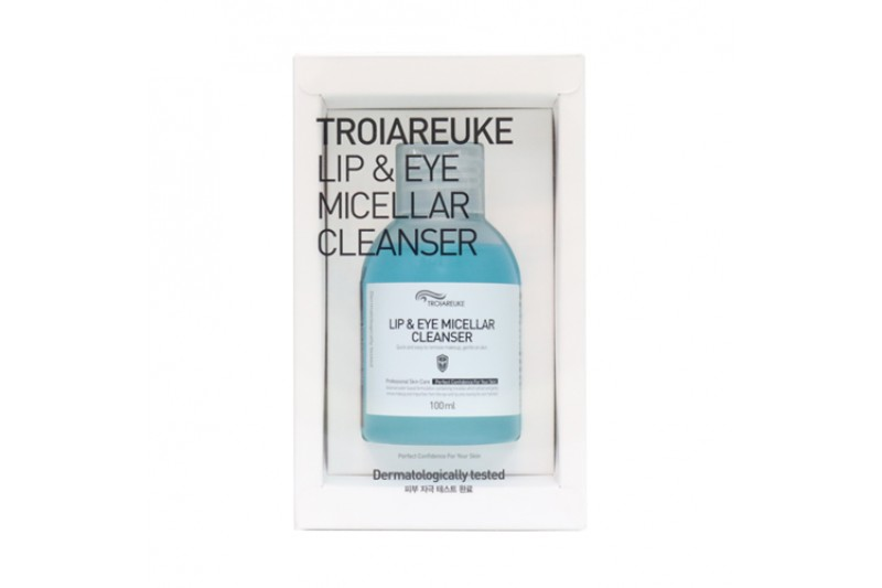 [Troiareuke] Lip & Eye Micellar Cleanser - 100ml