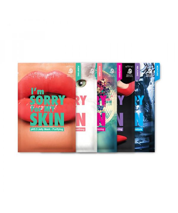 [ULTRU] Im Sorry For My Skin pH5.5 Jelly Mask - 1pcs