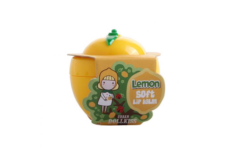 [URBAN DOLLKISS] Soft Lip Balm - 6.5g