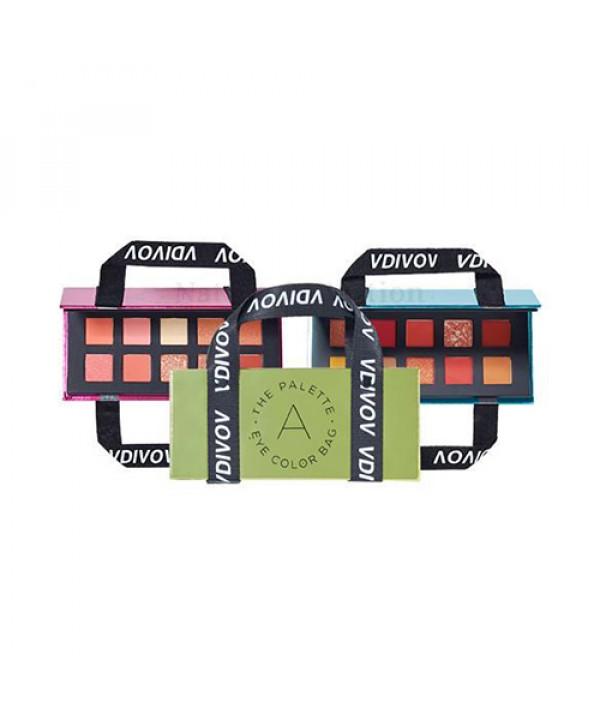 W-[VDIVOV] Eye Color Bag - 10g x 10ea