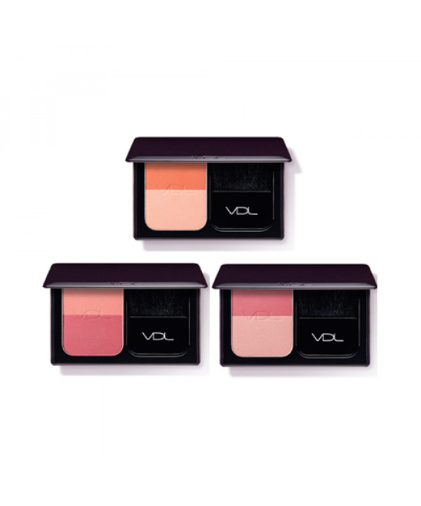 [VDL] Expert Color Cheek Book Mini - 9.5g