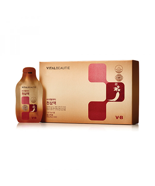 [VITALBEAUTIE] Red Ginseng Gel - 1pack (for 30 days)