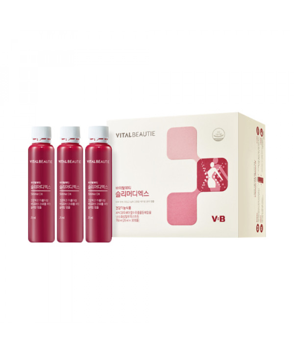 [VITALBEAUTIE] Slimmer DX - 1pack (25ml x 30pcs)