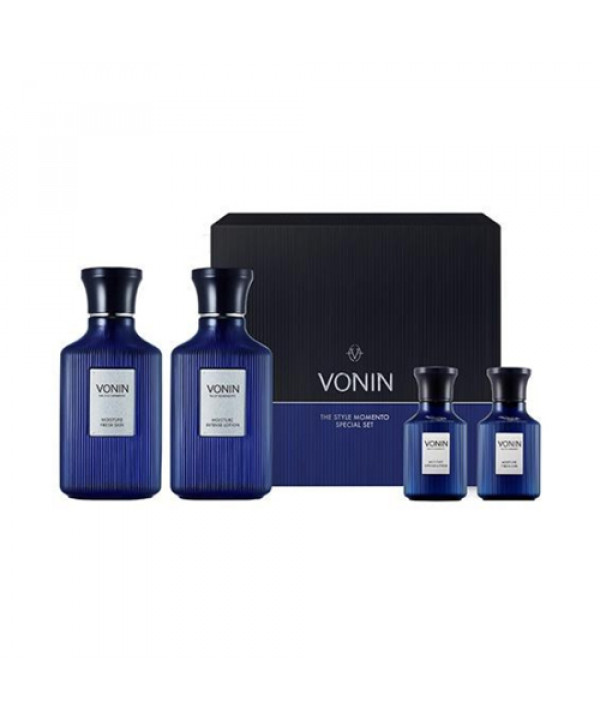 W-[VONIN] The Style Momento 2 Step Special Set - 1pack (4items) x 10ea