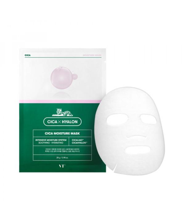 [VT] Cica Moisture Mask - 1pack (6pcs)