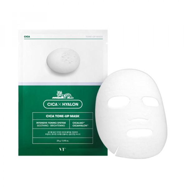 [VT] Cica Tone Up Mask - 1pack (6pcs)