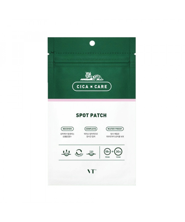 [VT] Cica Spot Patch - 1pack (48pcs)