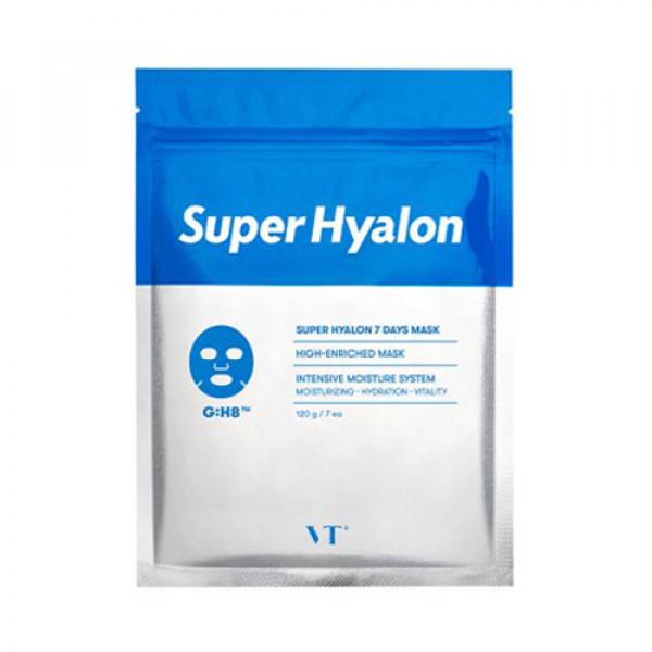 [VT] Super Hyalon 7 Days Mask - 1pack (7pcs)
