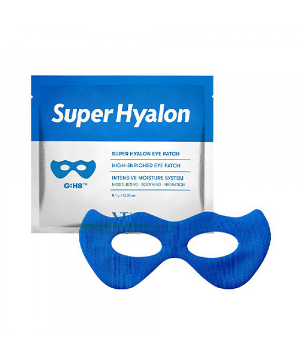 [VT] Super Hyalon Eye Patch - 1pack (5pcs)
