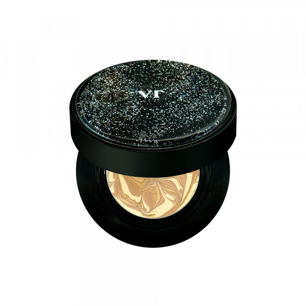 [VT] Progloss Collagen Pact Black - 11g (SPF50+ PA++++)