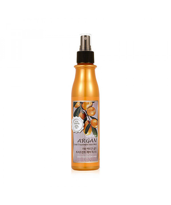 [WELCOS CONFUME] Argan Gold Treatment Hair Mist - 200ml