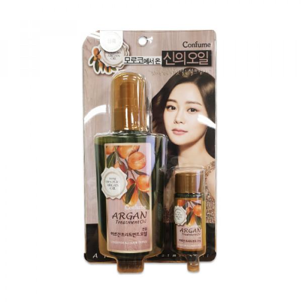 [WELCOS CONFUME] Argan Treatment Oil - 1pack (120ml+25ml)