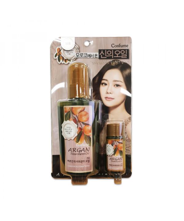 W-[WELCOS CONFUME] Argan Treatment Oil - 1pack (120ml+25ml) x 10ea