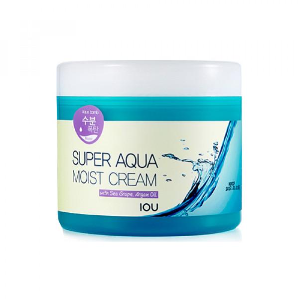[WELCOS KWAILNARA] Super Aqua Moist Cream - 300g