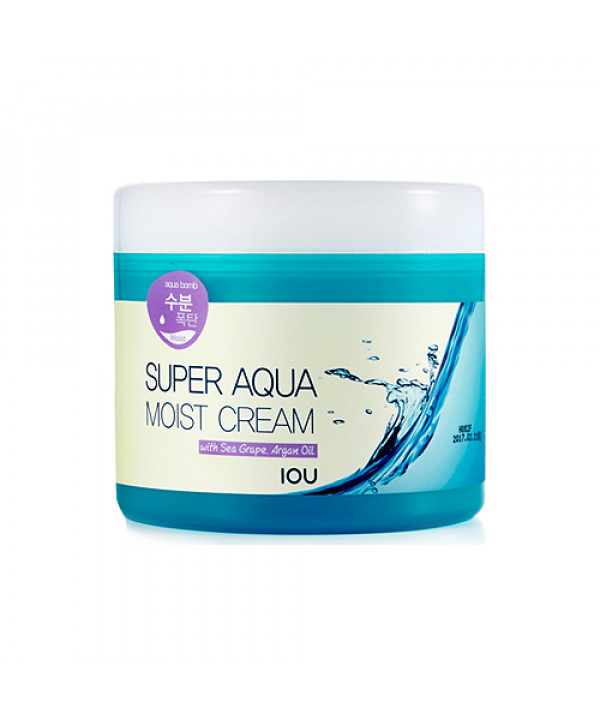 [WELCOS KWAILNARA] Super Aqua Moist Cream - 300g
