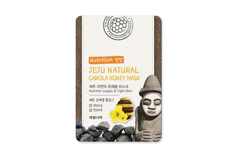 [WELCOS KWAILNARA] Jeju Natural Mask - 10pcs