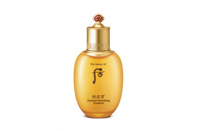 [THE WHOO] Gongjinhyang Essential Nourishing Emulsion - 110ml