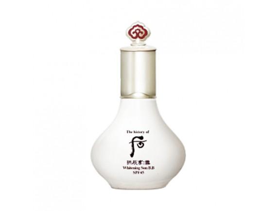 [THE WHOO] Gongjinhyang Seol Whitening Sun BB - 40ml (SPF45 PA+++)