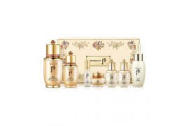 [THE WHOO] Bichup Self Generating Anti Aging Essence 2 Step Set - 1pack (7items)