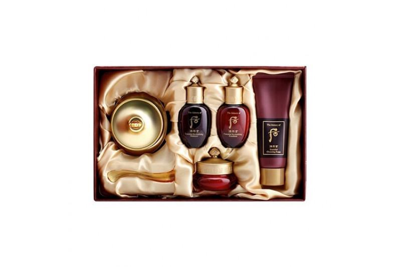[THE WHOO] Jinyulhyang Jinyul Eye Cream Set - 1pack (5items)