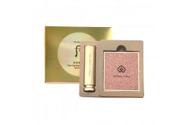 [THE WHOO] Gongjinhyang Mi Glow Lip Balm Set - 1pack (2items)