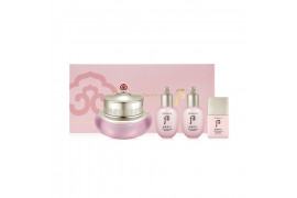 [THE WHOO] Gongjinhyang Soo Soo Yeon Vital Hydrating Cream Set - 1pack (4items)