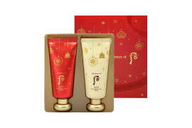 [THE WHOO] Gongjinhyang Hand Cream Duo Special Set - 1pack (2items)