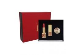[THE WHOO] Gongjinhyang Mi Velvet Lip Rouge Special Set - 1pack (3items)