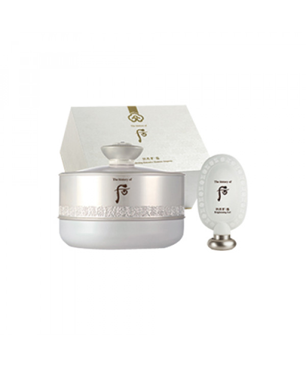[THE WHOO] Gongjinhyang Seol Radiant White Ampoul - 1pack (2items)