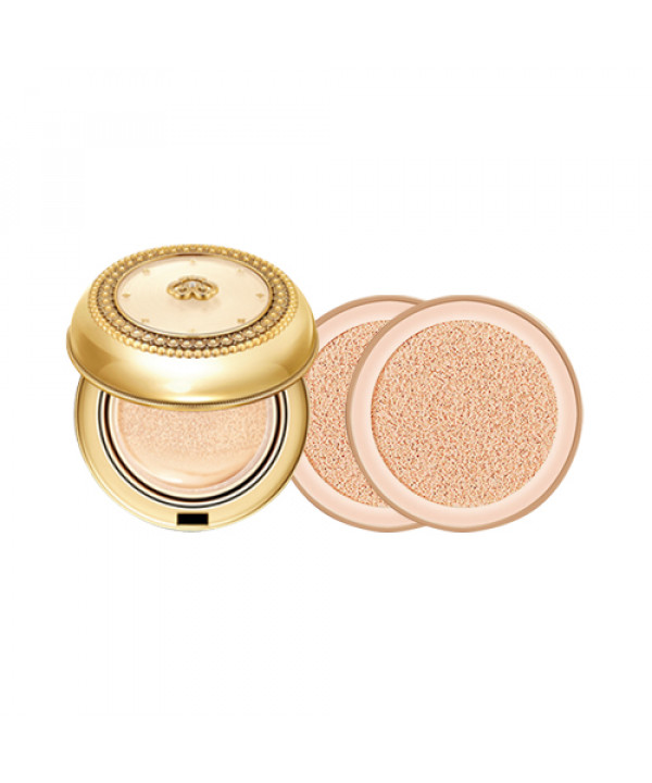 [THE WHOO] Gongjinhyang Mi Luxury Golden Cushion Special Set - 1pack (3items) No.21