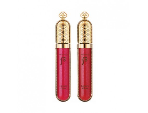 [THE WHOO] Gongjinhyang Mi Luxury Lip Gloss - 6g