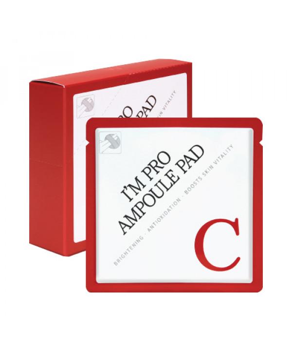 W-[Wish Formula] I'm Pro Ampoule Pad C - 1pack (10pcs) x 10ea