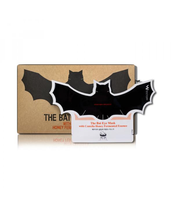 W-[Wish Formula] The Bat Eye Mask (Honey) - 1pack (10pcs) x 10ea