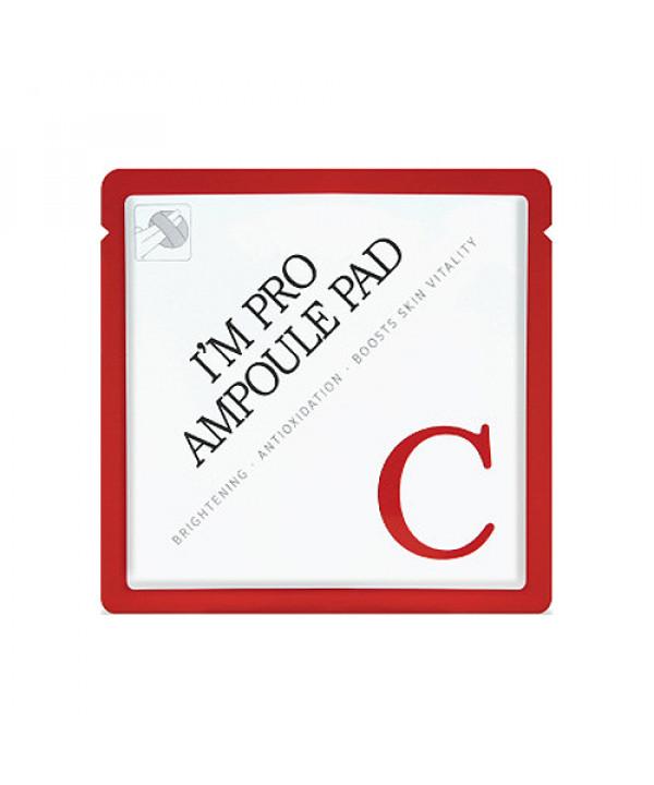 W-[Wish Formula] I'm Pro Ampoule Pad C - 1pcs x 10ea
