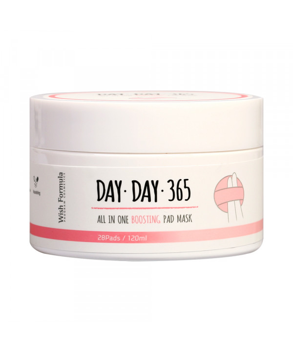 [Wish Formula] Day Day 365 All In One Boosting Pad Mask - 1pack (28pcs)